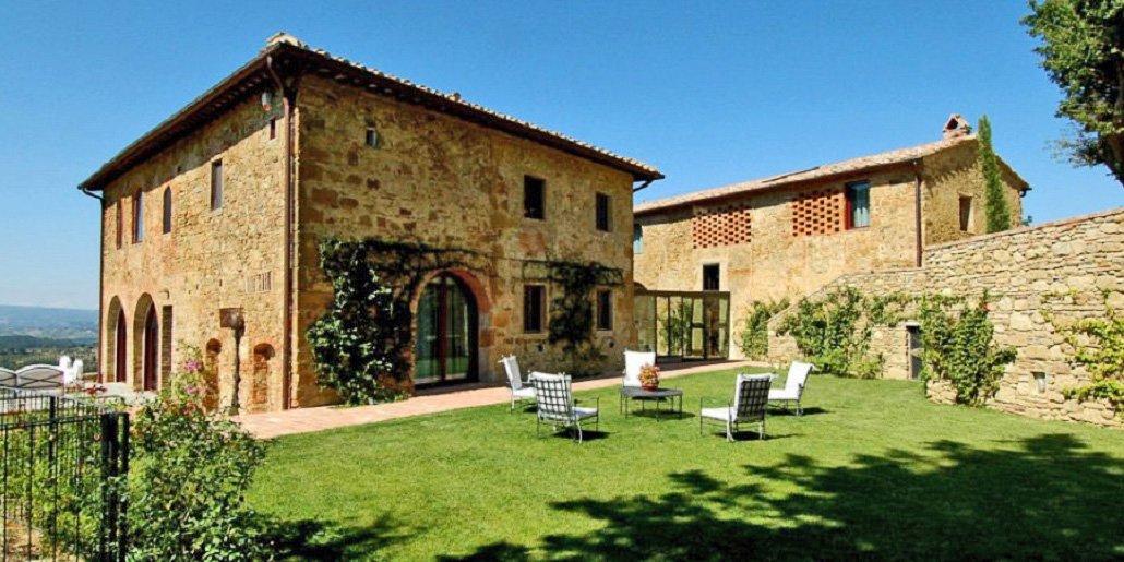 Villa con piscina a Barberino Val d'Elsa