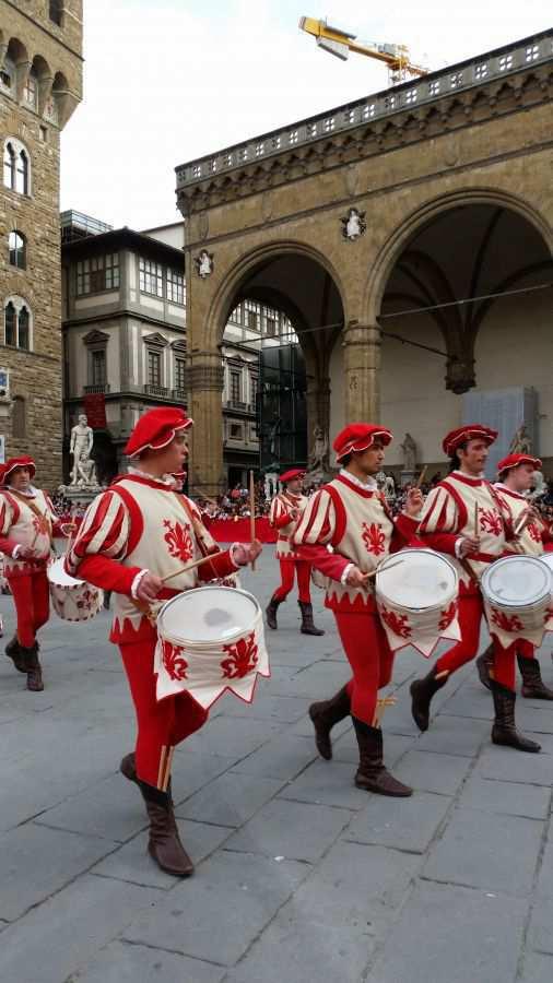 Friggitori speziali e calderai scoprire la firenze for Firenze medievale