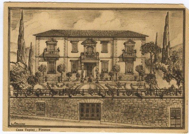 Casa-Topini-Firenze