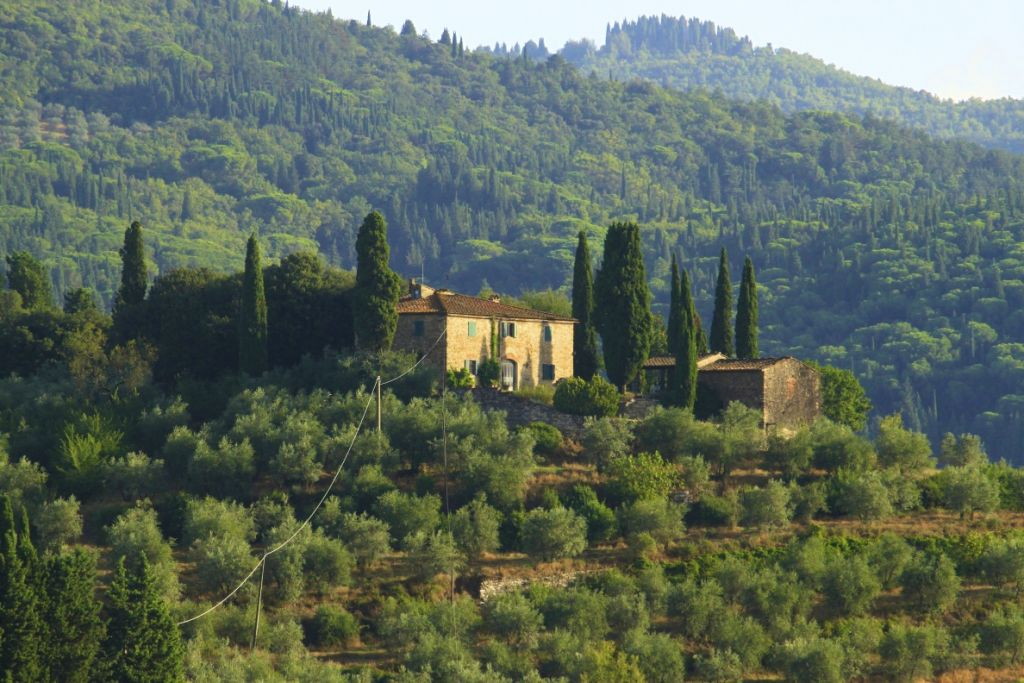 Nuovopassate le vostre vacanze in un antica villa con - Bagno di ripoli ...