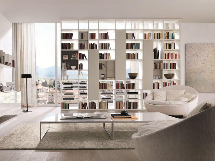 Librerie Componibili Bifacciali.Librerie Bifacciali Dreaming Florence