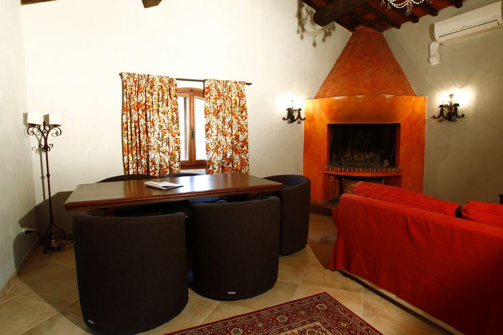 Nuovosoggiorno in villa con vista sul castello dreaming for Soggiorno la pergola firenze