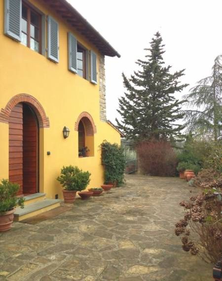 A beautiful Villa on the Florence hills (11)