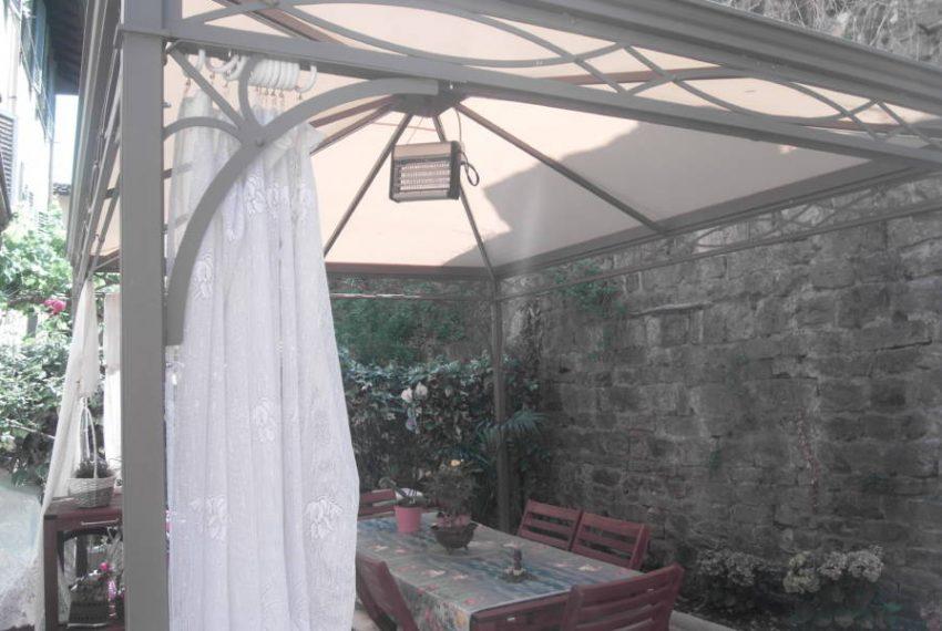 Appartamento con giardino in Via di San Niccolo