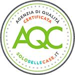 Certificate of quality beautiful homes