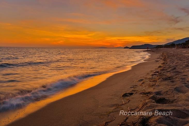 tramonto spiaggia